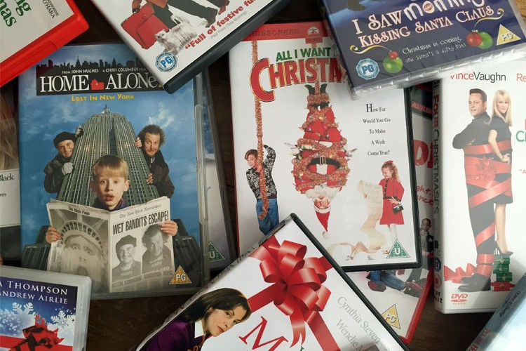 Christmas DVD releases