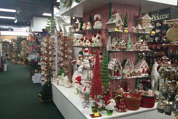 City Lights Christmas Store, San Diego CA