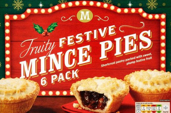 Morrisons Mince Pies