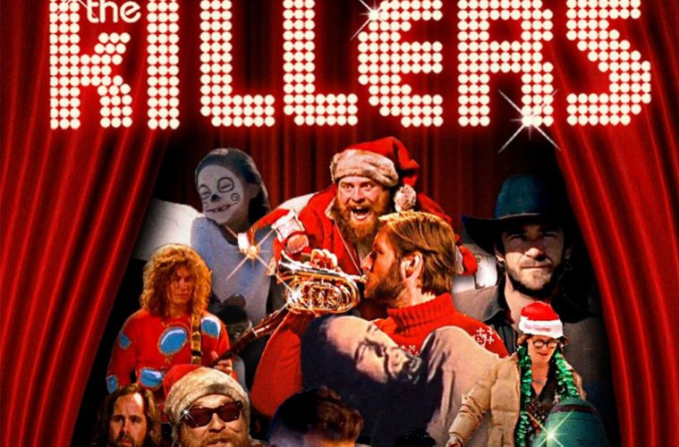 "US band ""The Killers"" release Christmas album - Feel Christmassy"
